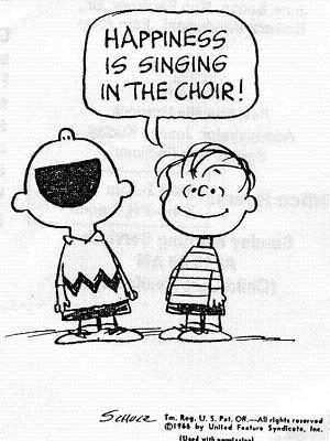 peanuts_choir